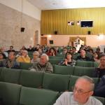 Pubblico in sala