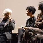 Da sinistra: Manuela Fabbri, Elisa Tosi Brandi e Ilaria Balena