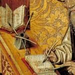 "Autore Anonimo, ""San Girolamo nel suo studio"", 1470 c.; Museo Boijmans Van Beuningen, Rotterdam (fonte: www.collectie.boijmans.nl)"