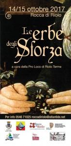 Le Erbe degli Sforza 2017_1 di 2