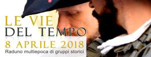 Le Vie del Tempo 2018