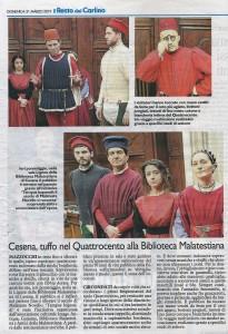ilRestodelCarlino su evento Cesena 30.03.2019