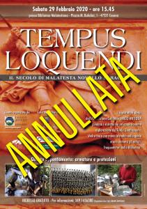 Locandina A3 Biblioteca Malatestiana 29-02-2020.ai