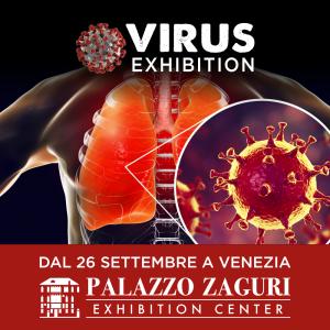 Logo mostra Virus
